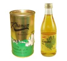 Oils & Margarine